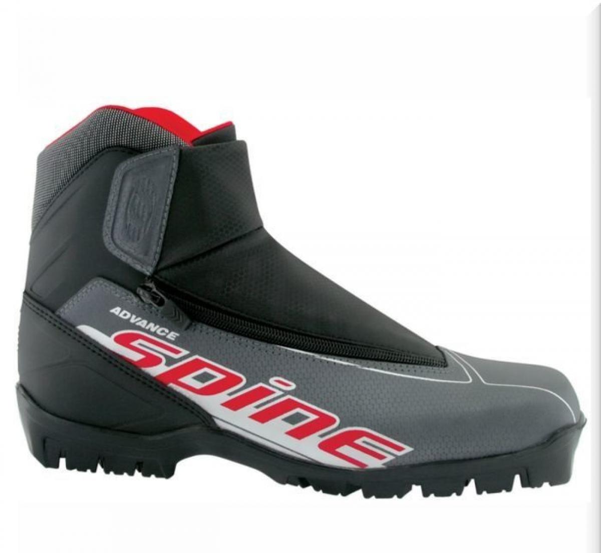 Ботинки лыжные Spine Advance SNS (синт.)
