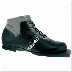 Лыжные ботинки Spine NN75 Nordik (кожа)