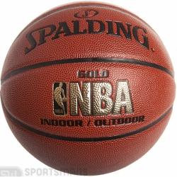 Мяч б/б Spalding Gold Series №7