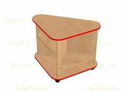 Стол Треугольник