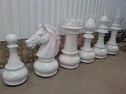 Шахматы садовые 75 см